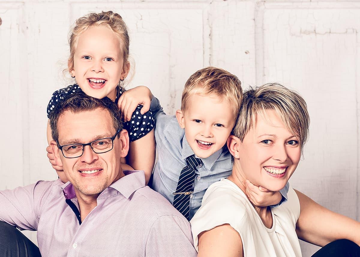 Familie - Die Familie ist das wichtigste im Leben