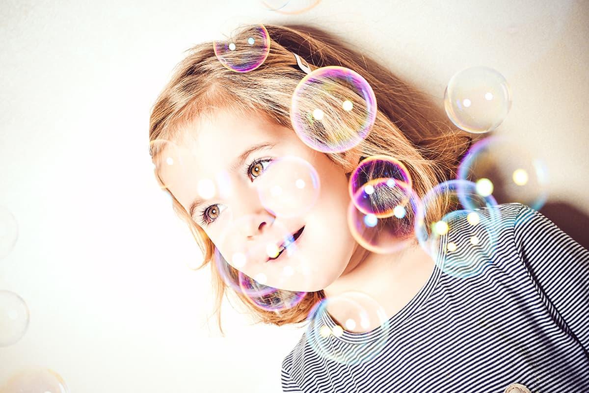 Fotostudio Blickfang Kinderporträt